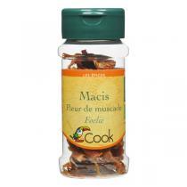 Cook - Macis entier bio - Fleur de muscade - 15 g