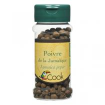 Cook - Poivre de la Jamaïque en grains bio - 30 g