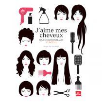 Editions La Plage - J'aime mes cheveux - Livre de Elodie-Joy Jaubert