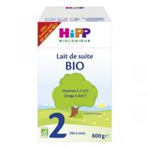 HiPP - Lot 6 x Lait de suite Bio Hipp 2
