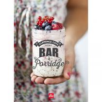Editions La Plage - Livre  Bar à porridge  par Clémence Catz