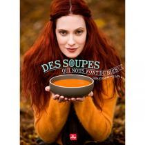 """Editions La Plage - Livre """"Des soupes qui nous font du bien"""" par Clea et C. Catz"""