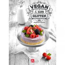 Editions La Plage - Livre  Vegan et sans gluten  par Angélique Roussel