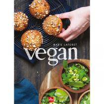 Editions La Plage - Livre  Vegan  par Marie Laforêt