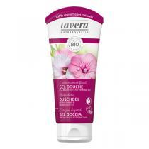 Lavera - Gel douche Enchantement floral - Mauve et thé blanc bio - 200 mL
