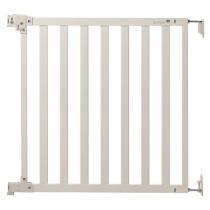 Safety 1St - Barrière bois portillon Simply - Blanc