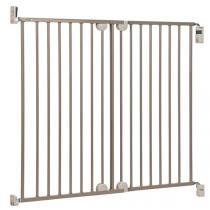 Safety 1St - Barrière Sf1 métal à fixer au mur - Gris