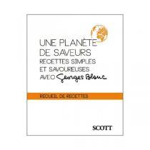 Scott - Une planète de saveurs, Tome 2 - Livre de recettes