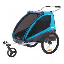 Thule - Thule Chariot Coaster XT Bleu