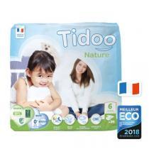 Tidoo - 25 Couches Ecologiques T6-XXL - 16-30kg