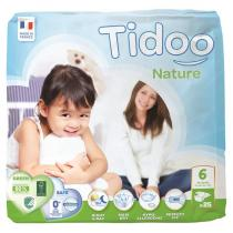 Tidoo - 25 Couches XXL (T6) 16-30kg