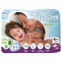 Tidoo - 30 Couches L+ (T4+) 9-20kg