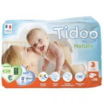 Tidoo - 35 Couches M (T3) 4-9kg