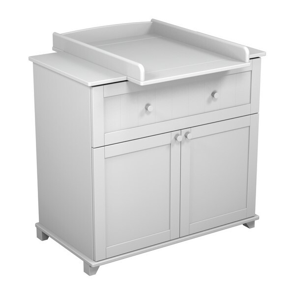 Commode junior plan langer blanc at4 - Plan a langer adaptable toute commode ...