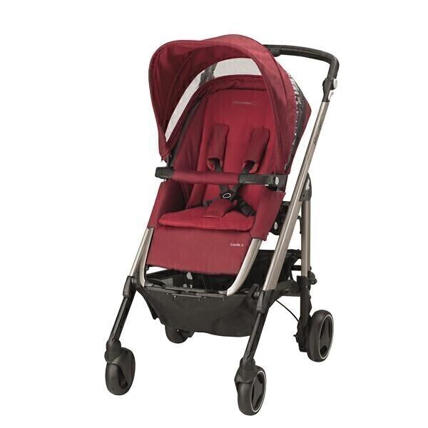 Bébé confort - Poussette bbc Loola 3 Robin - rouge