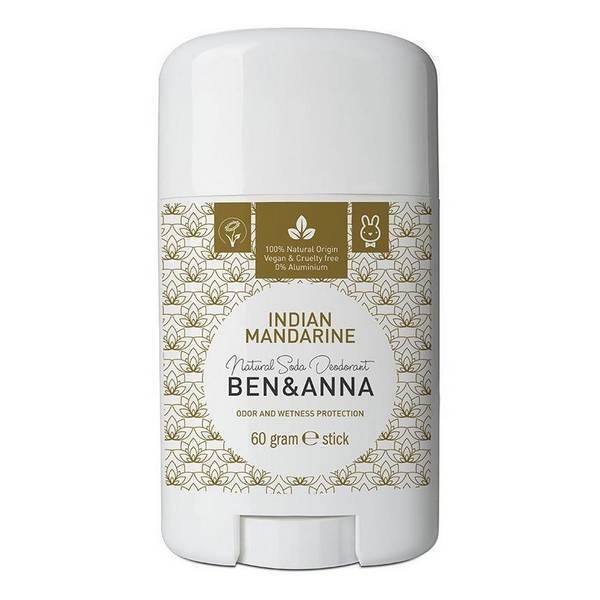 Ben & Anna - Déodorant Mandarine - stick 60g