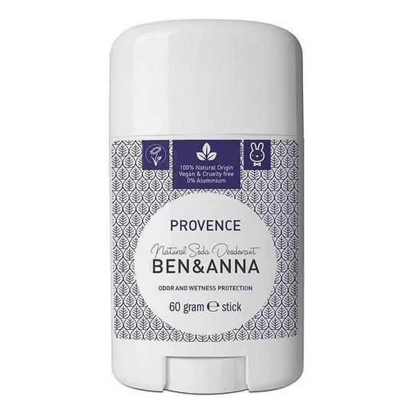 Ben & Anna - Déodorant Provence - stick 60g