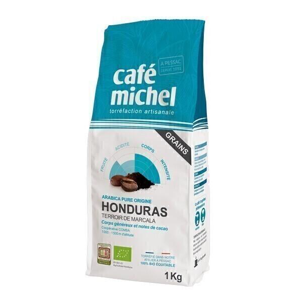 Café Michel - Café en grains Honduras Arabica 1kg