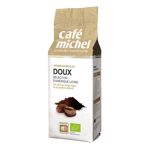 Café Michel - Café moulu Arabica doux 250g