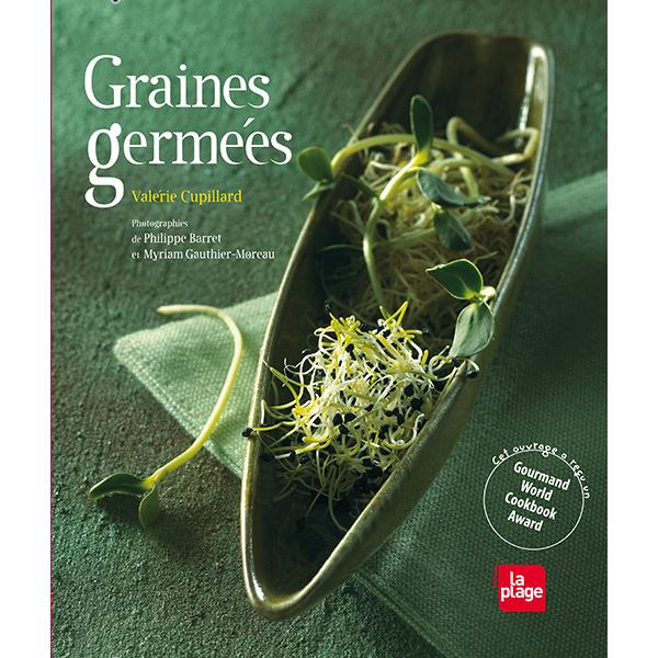 Editions La Plage - Graines germées - Livre de Valérie Cupillard