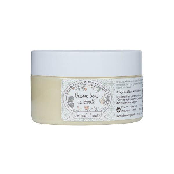 Formule beauté - Beurre végétal de karité 100 ml