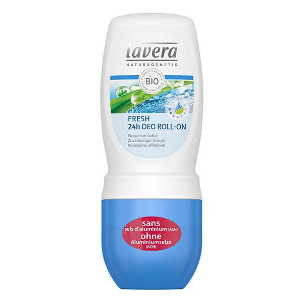 Lavera - Déodorant roll-on - Fresh - 50 mL