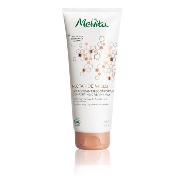 Melvita - Lait fondant réconfortant Nectar de Miels 200ml
