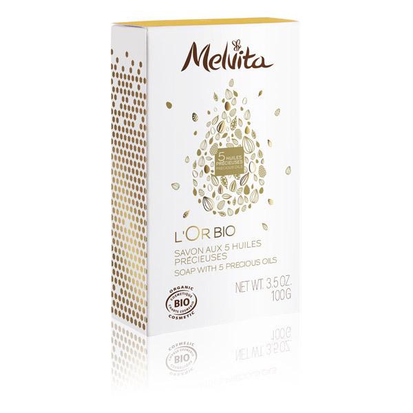 Melvita - Savon l'Or Bio 100g