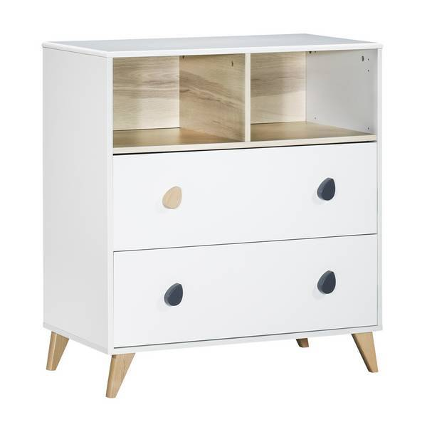 Sauthon - Commode Oslo - Boutons gouttes