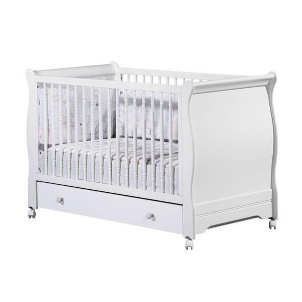 Sauthon - Little Big Bed Elodie 140x70cm