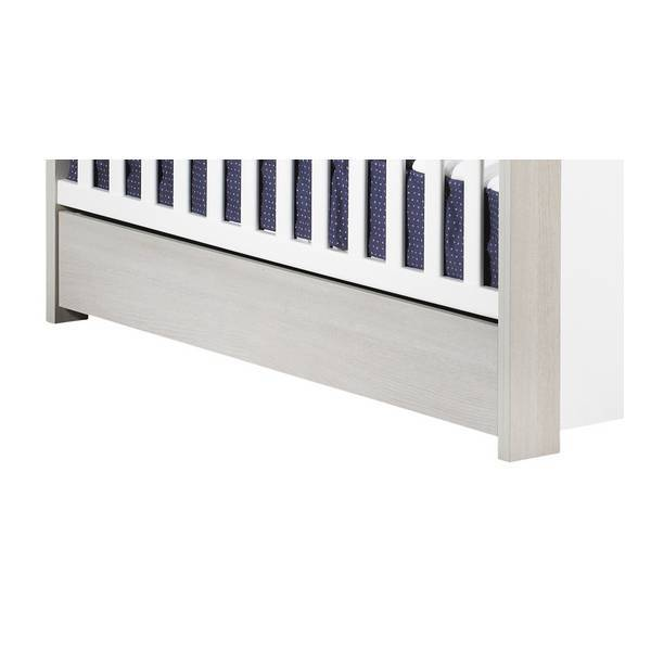 tiroir pour lit b b opale 120x60cm sauthon la r f rence bien tre bio b b. Black Bedroom Furniture Sets. Home Design Ideas
