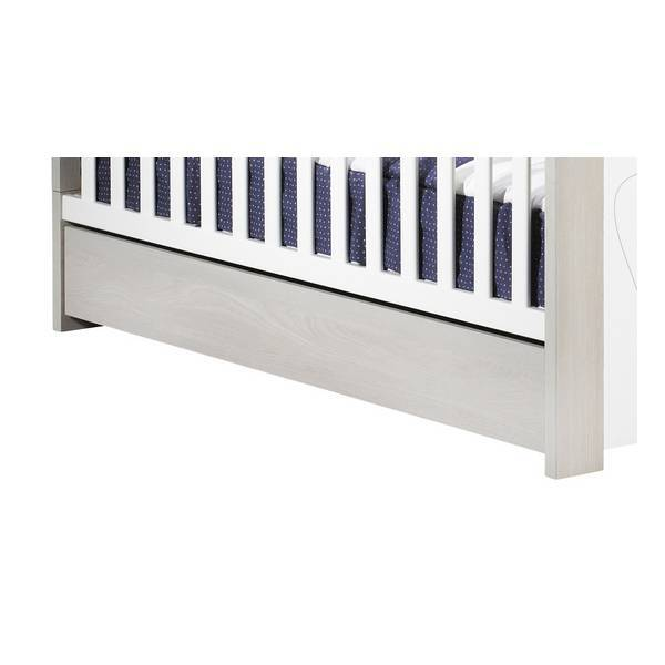 Sauthon - Tiroir pour lit Little Big Bed Opale 140X70cm