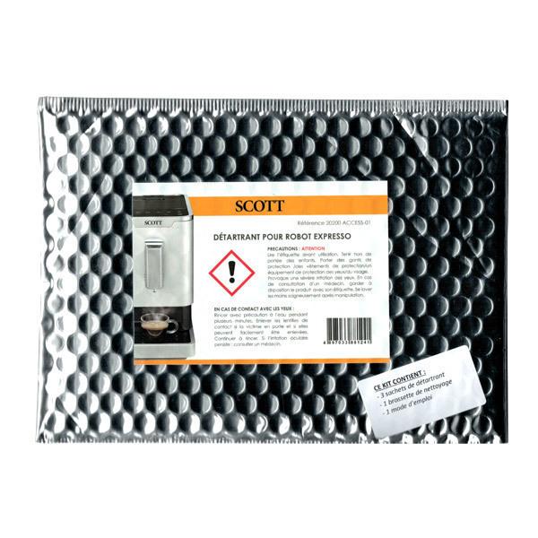 Scott - Kit de nettoyage et détartrage Slimissimo