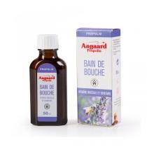 Aagaard Propolis - Bain de bouche bio - 50 mL