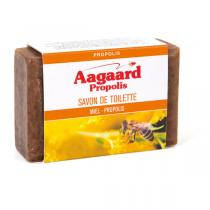 Aagaard Propolis - Savon de toilette miel propolis - 100 g