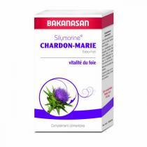 Bakanasan - Silymarine Chardon Marie - 60 comprimés