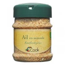 Cook - Ail en semoule bio - 150 g