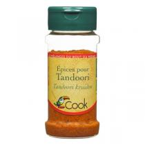 Cook - Épices pour Tandoori bio - 35 g