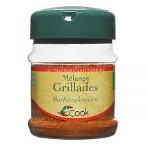 Cook - Mélange Grillades bio - 70 g