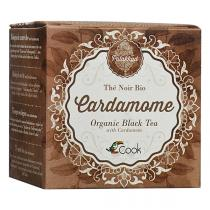 Cook - Thé Cardamome bio - 15 infusettes - 30 g