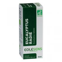Eolesens - Huile essentielle Eucalyptus radié bio - 10 mL
