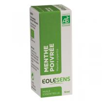 Eolesens - Huile essentielle Menthe poivrée bio - 10 mL