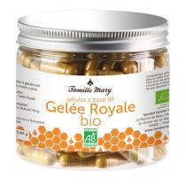 Famille Mary - Gelée royale bio 50 gélules