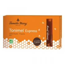 Famille Mary - Tonimel express bio 10 ampoules
