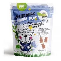 Madia Bio Kids - Gummies Bonne Nuit bio 60g