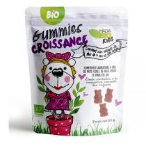 Madia Bio Kids - Gummies Croissance bio 60g