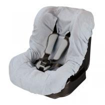 Tinéo - Housse de siège auto - gris