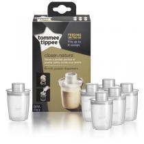 Tommee Tippee - Lot 6 Pots distributeurs de lait en poudre