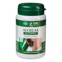 Tonic Nature - Aloélax aux 10 plantes Transit - 100 comprimés