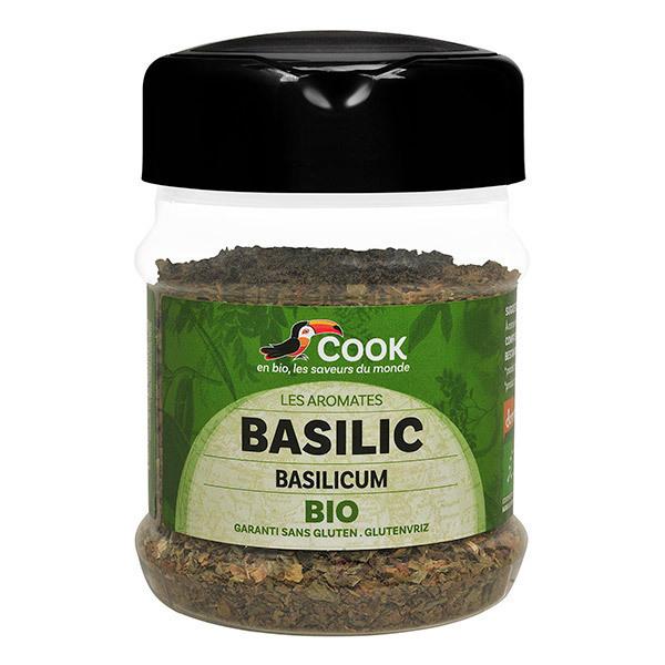 Cook - Basilic feuille bio 30g
